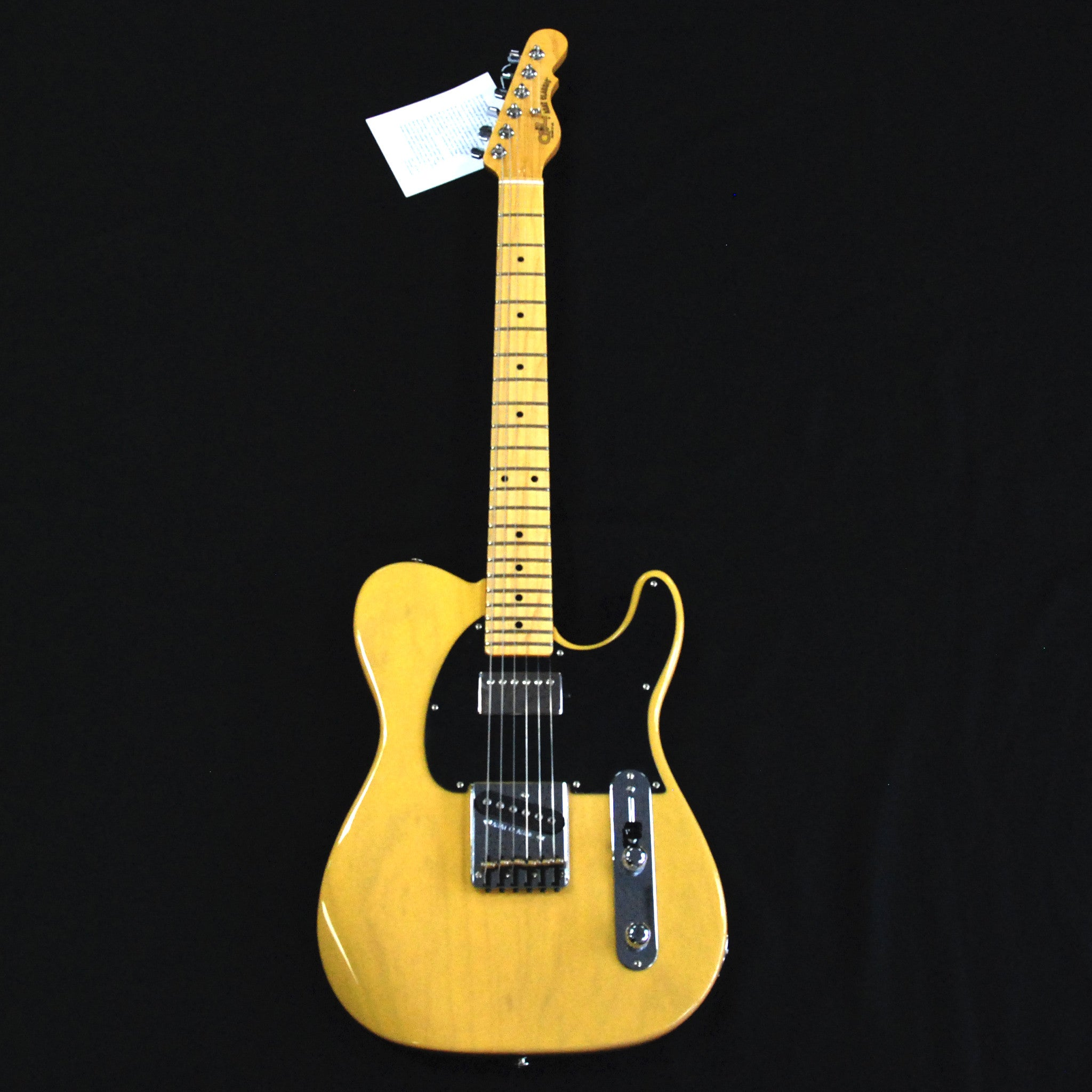 Shop online for G&L USA ASAT Classic Bluesboy Solidbody Butterscotch 75101 today.  Now available for purchase from Midlothian Music of Orland Park, Illinois, USA