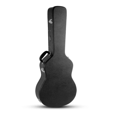 Shop online for Access AC1SA1 Stage One Small-body Acoustic Guitar Hard Shell Case today.  Now available for purchase from Midlothian Music of Orland Park, Illinois, USA