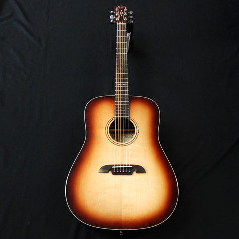 Shop online for Alvarez AD60SHB Dreadnought Acoustic Guitar High Gloss Shadowburst today. Now available for purchase from Midlothian Music of Orland Park, Illinois, USA