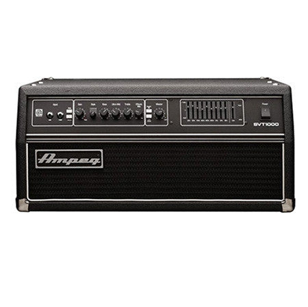 Shop online for Ampeg USA SVT1000 Solid State Bass Amplifier Head today.  Now available for purchase from Midlothian Music of Orland Park, Illinois, USA