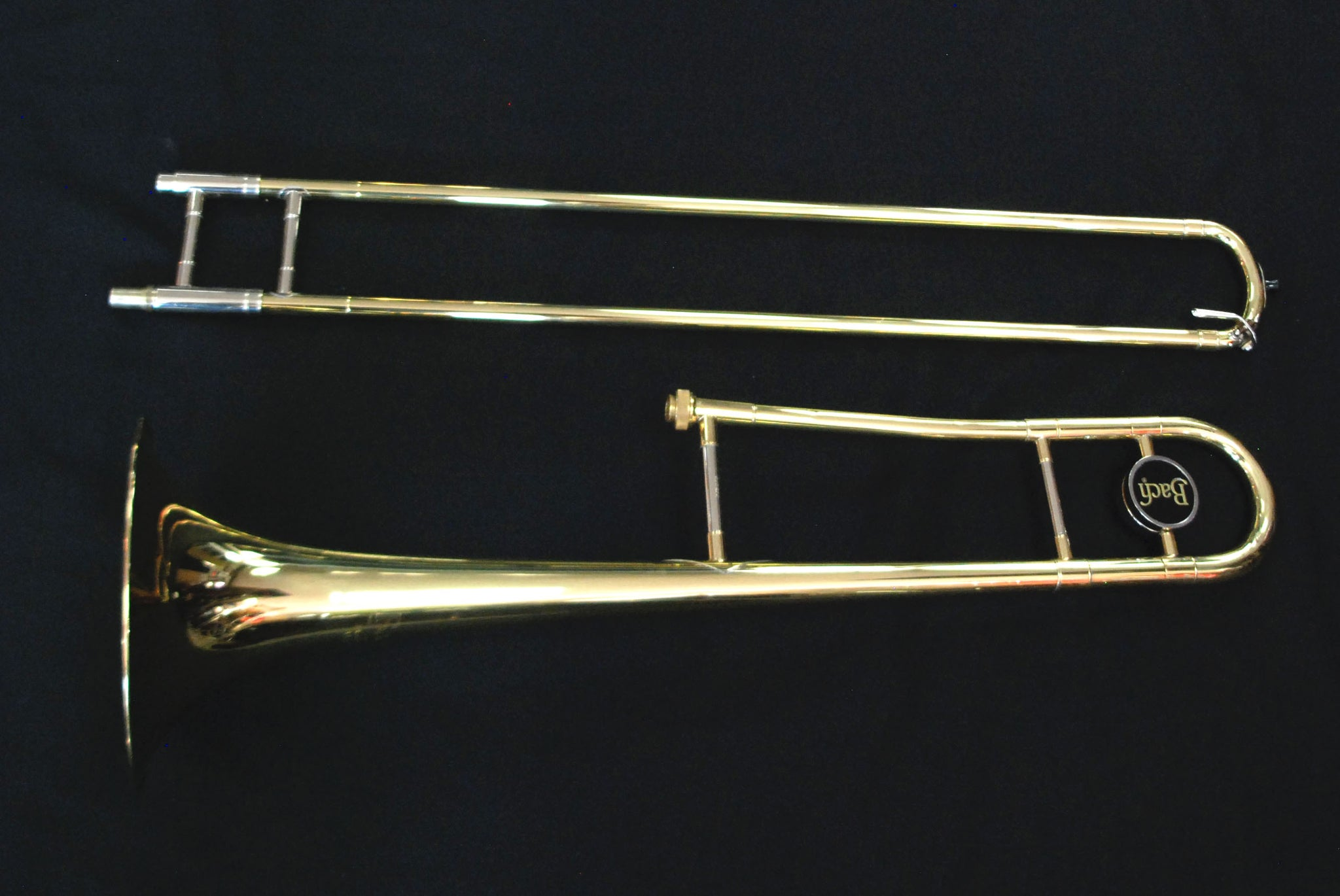 Shop online for Bach Student Trombone today.  Now available for purchase from Midlothian Music of Orland Park, Illinois, USA