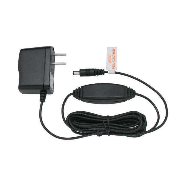 Shop online for Boss PSA-120S 9 Volt Power Adaptor today.  Now available for purchase from Midlothian Music of Orland Park, Illinois, USA