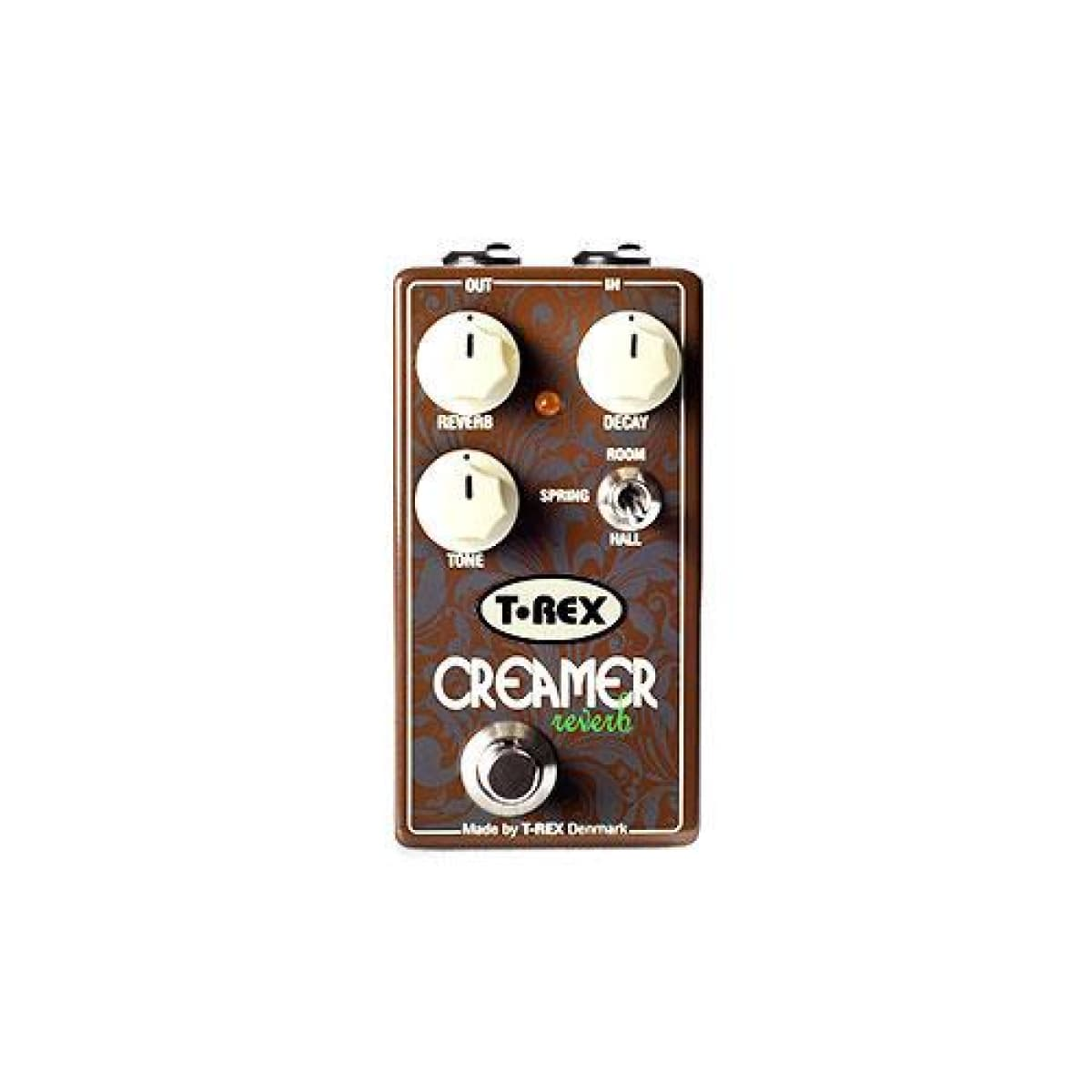 T-Rex Effects Creamer Reverb Effect Pedal