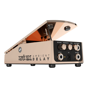 Shop online for Ernie Ball PO6184 Ambient Delay Pedal today. Now available for purchase from Midlothian Music of Orland Park, Illinois, USA
