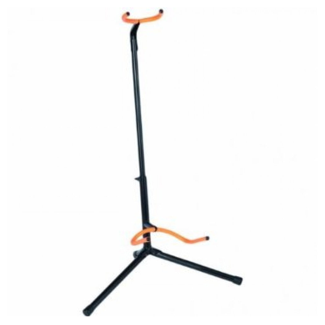Shop online for Stageline GS2445 Guitar Stand Black today.  Now available for purchase from Midlothian Music of Orland Park, Illinois, USA