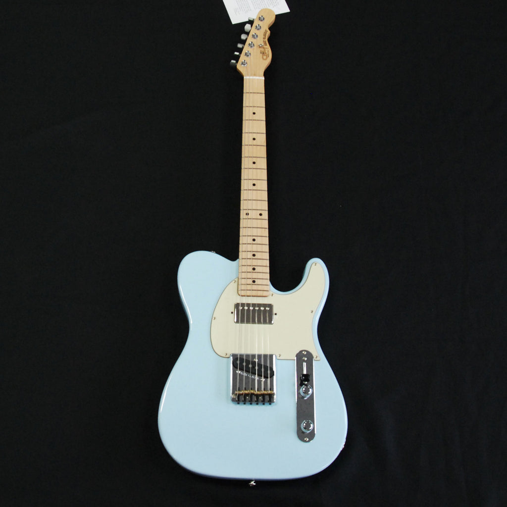 g l asat bluesboy solidbody usa lightweight electric guitar sonic blue midlothian music. Black Bedroom Furniture Sets. Home Design Ideas