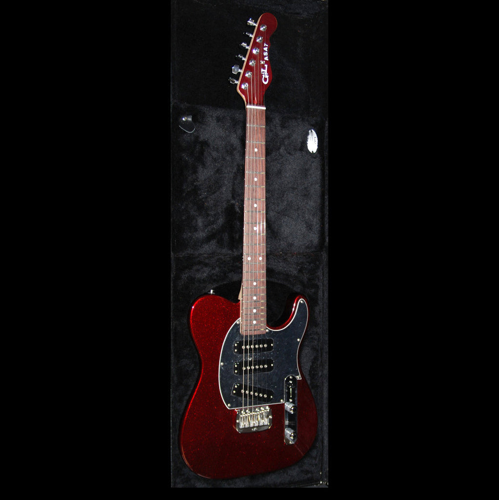 G&L ASAT Special 3 Limited Edition USA Electric Guitar Ruby Red Metallic