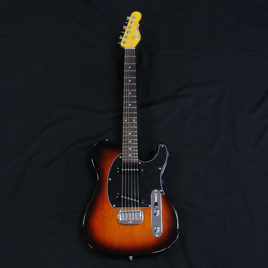 G&L Tribute ASAT Special Solidbody Electric Guitar Tobacco Sunburst