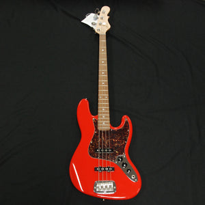 Shop online for G&L USA JB 4 String Jazz Bass Fullerton Red today. Now available for purchase from Midlothian Music of Orland Park, Illinois, USA