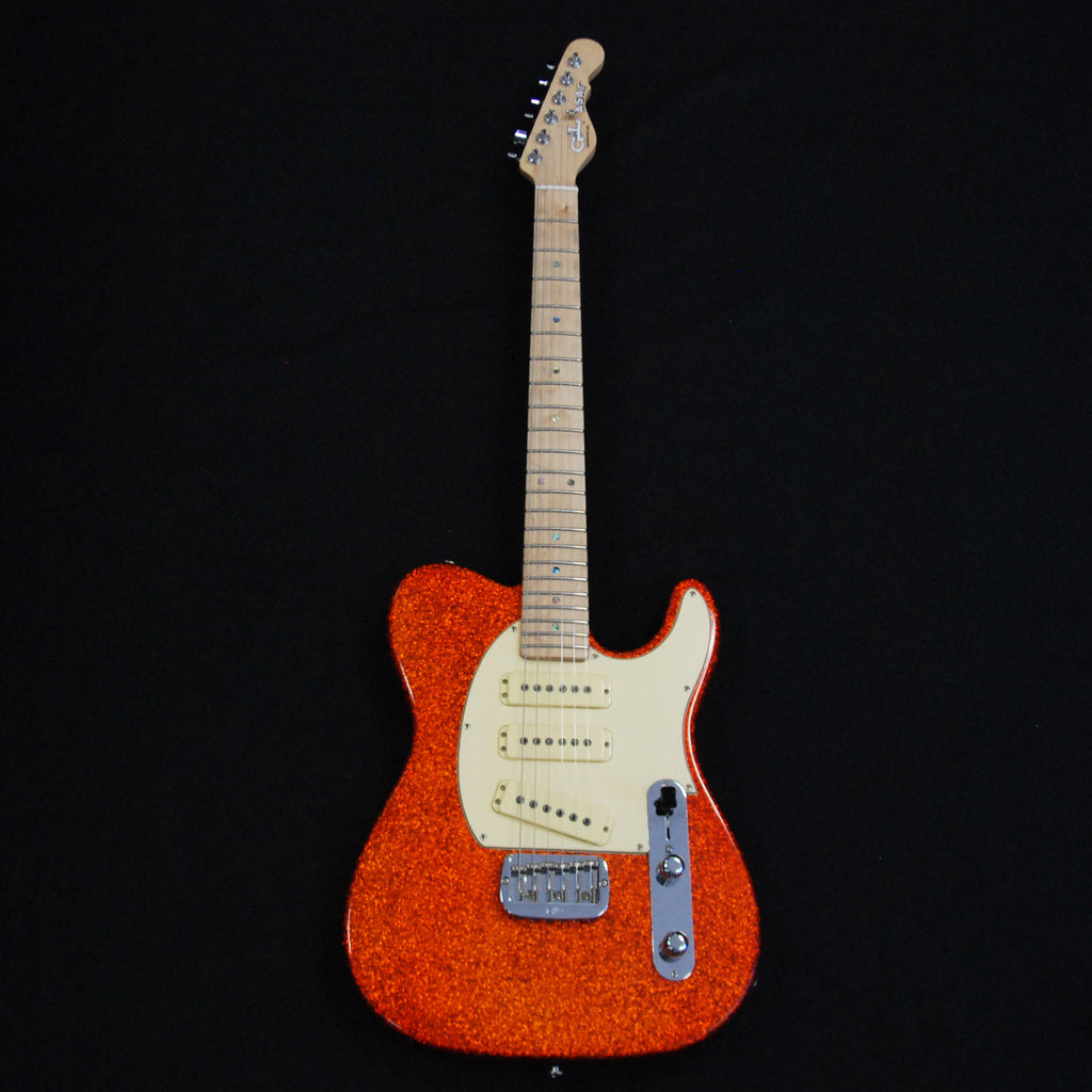 G&L ASAT Special 3  Limited Edition Orange Flake