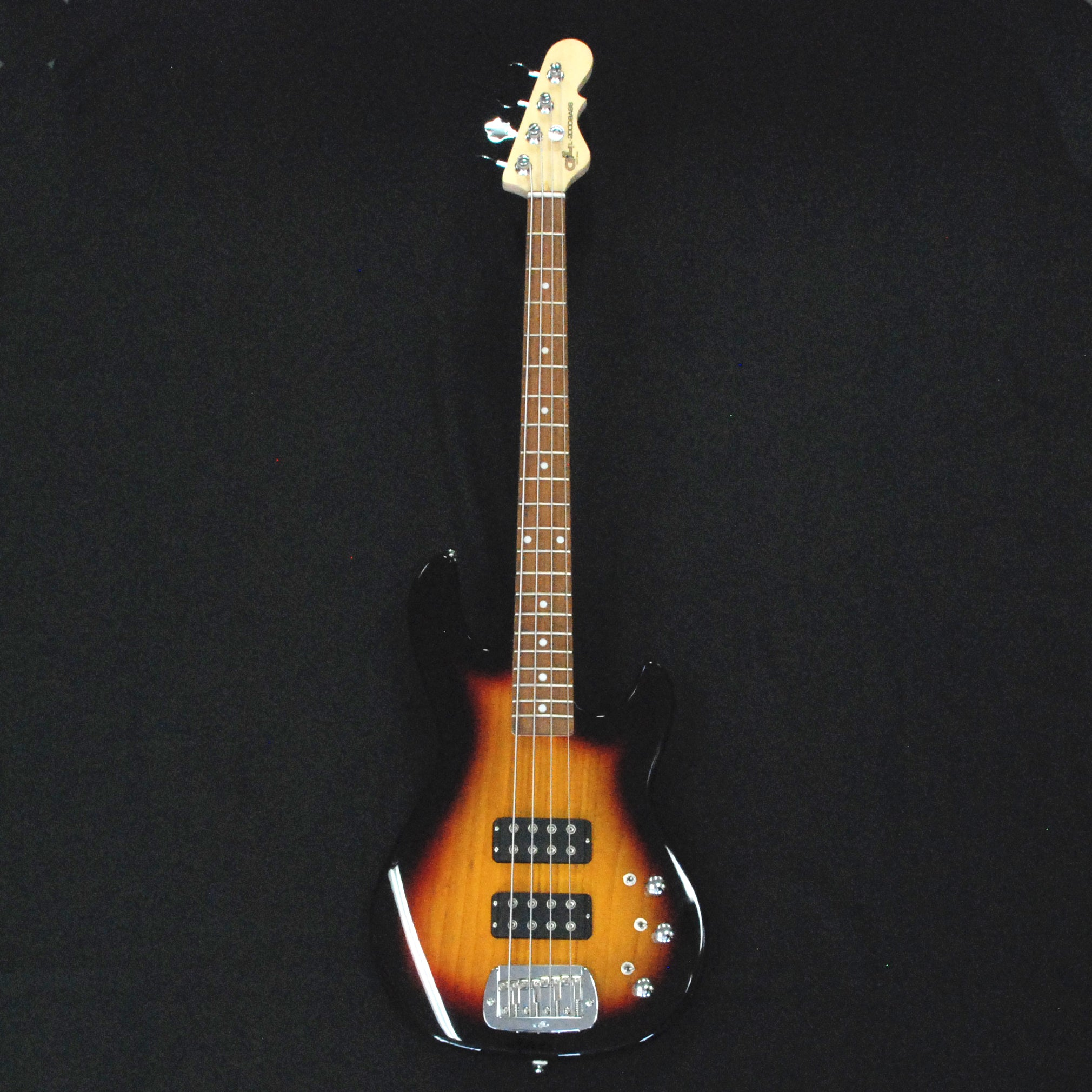 G&L Tribute L2000 4 String Bass 3 Tone Sunburst