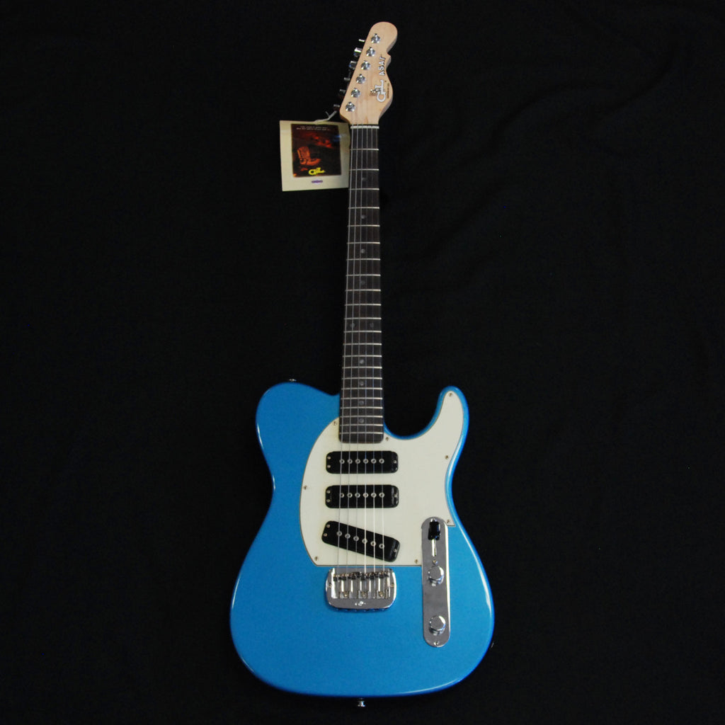 G&L ASAT Special 3 Limited Edition USA Electric Guitar Lake Placid Blue 63312