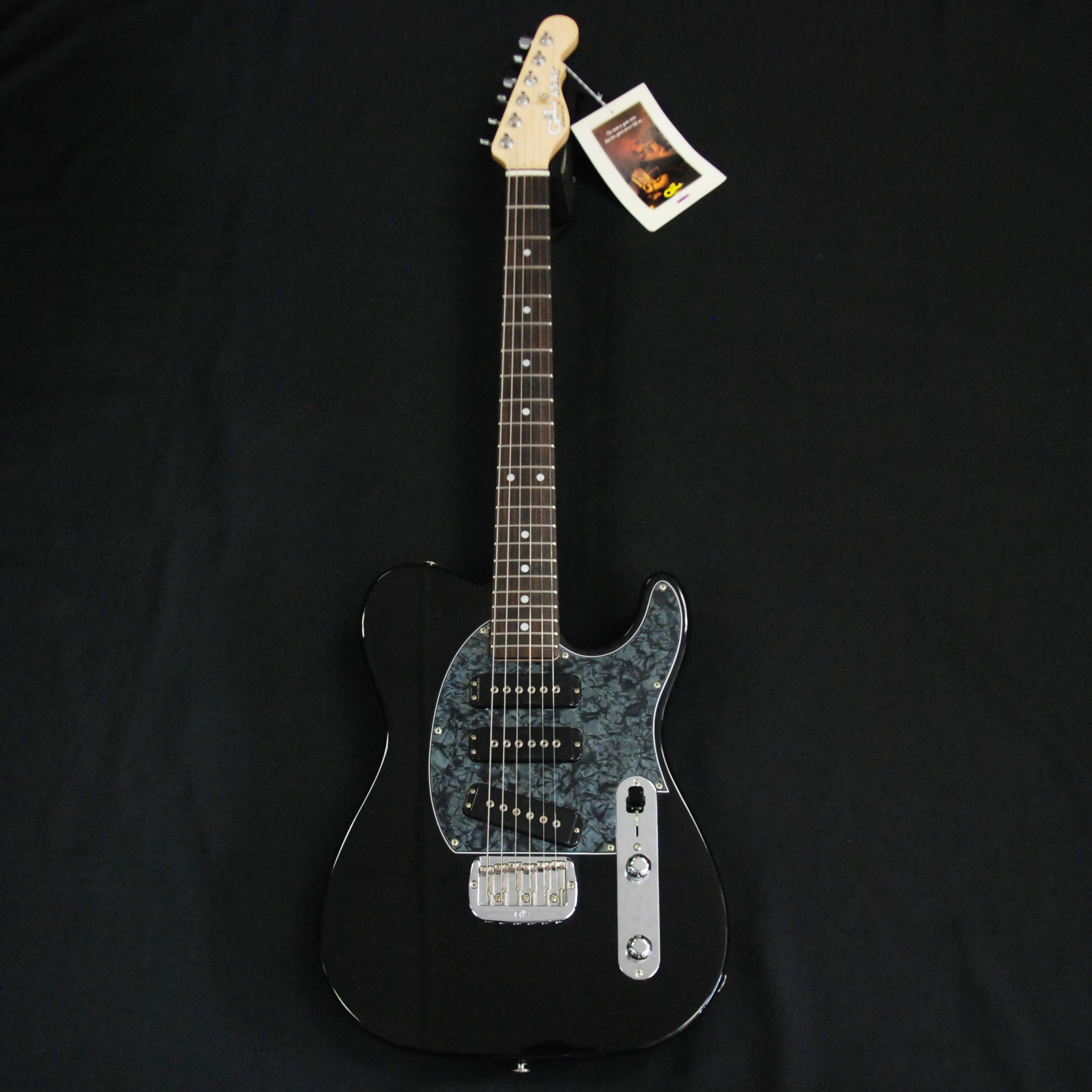 Shop online for G&L ASAT Special 3 Limited Edition USA Electric Guitar Black 069814 today. Now available for purchase from Midlothian Music of Orland Park, Illinois, USA