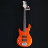 G&L USA L2000 Left Hand 4 String Bass Tangerine Metallic
