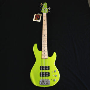 Shop online for G&L USA L2500 5 String Bass Margarita Mist today.  Now available for purchase from Midlothian Music of Orland Park, Illinois, USA