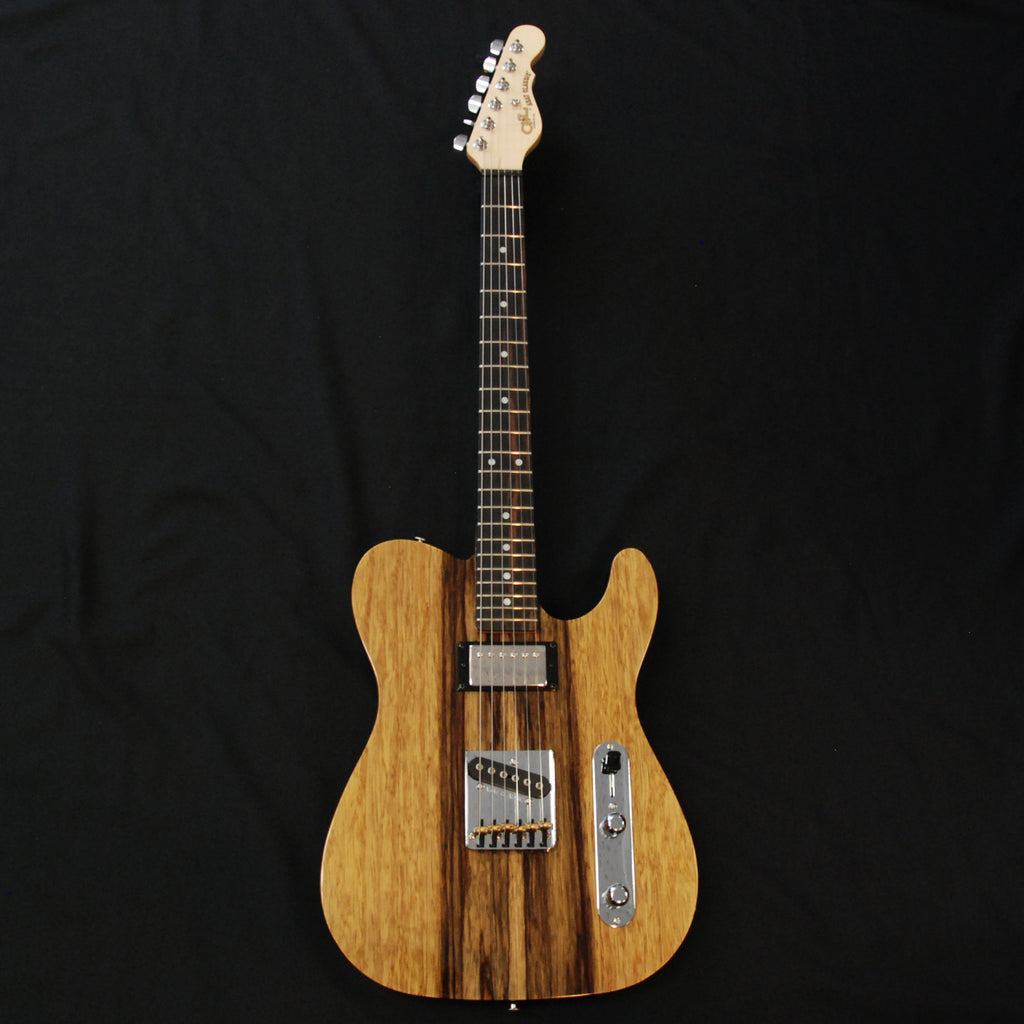 G&L USA ASAT Classic Bluesboy Custom Solidbody Natural Gloss 9853