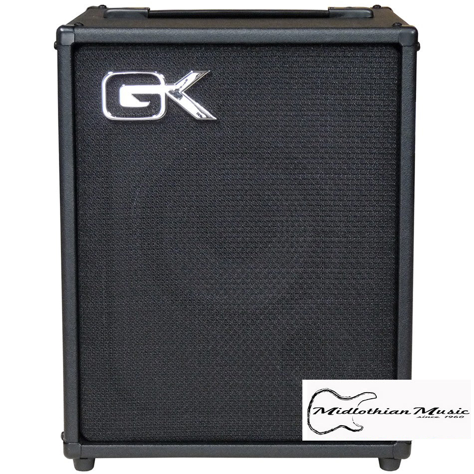 "Shop online for Gallien-Krueger MB108 1x8"" 25-Watt Bass Combo today.  Now available for purchase from Midlothian Music of Orland Park, Illinois, USA"