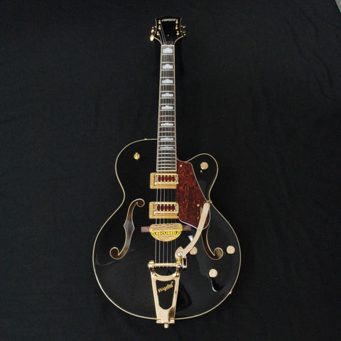 Shop online for Gretsch Electromatic G5420TG Black Limited Edition today.  Now available for purchase from Midlothian Music of Orland Park, Illinois, USA