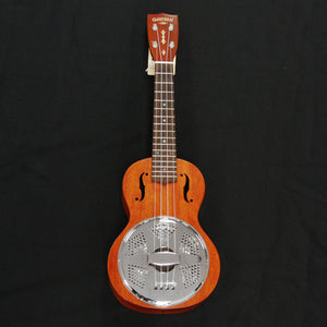 Shop online for Gretsch G9112 Resonator Uke with Gig Bag today.  Now available for purchase from Midlothian Music of Orland Park, Illinois, USA