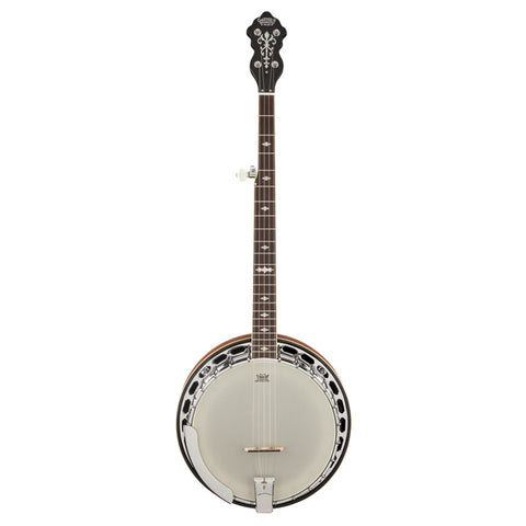 Shop online for Gretsch G9400 Broadkaster Deluxe 5 String Banjo today.  Now available for purchase from Midlothian Music of Orland Park, Illinois, USA