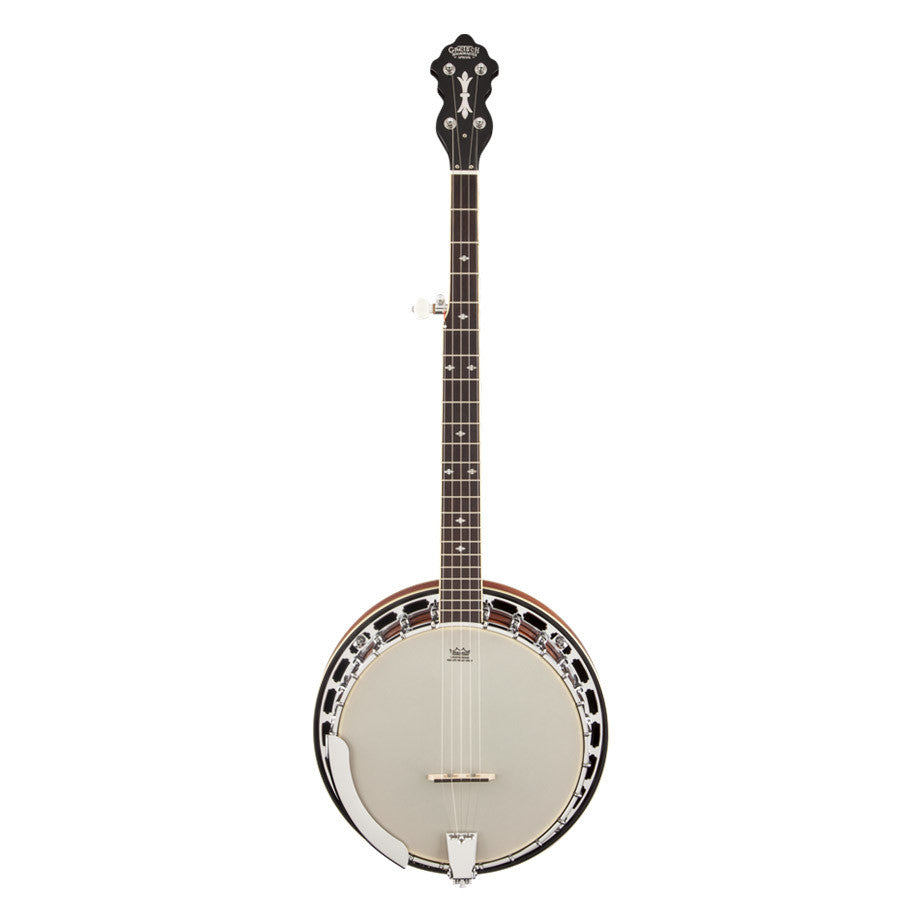 Shop online for Gretsch G9410 Broadkaster Special 5 String Banjo today. Now available for purchase from Midlothian Music of Orland Park, Illinois, USA