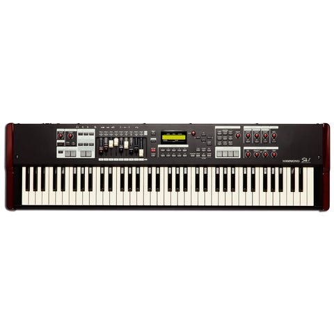 Shop online for Hammond SK1-73 73 Key Digital Keyboard Organ today.  Now available for purchase from Midlothian Music of Orland Park, Illinois, USA