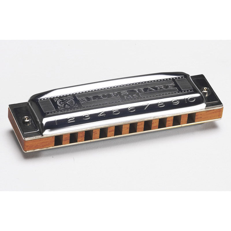 Hohner 532 Blues Harp Diatonic Harmonica Key of A