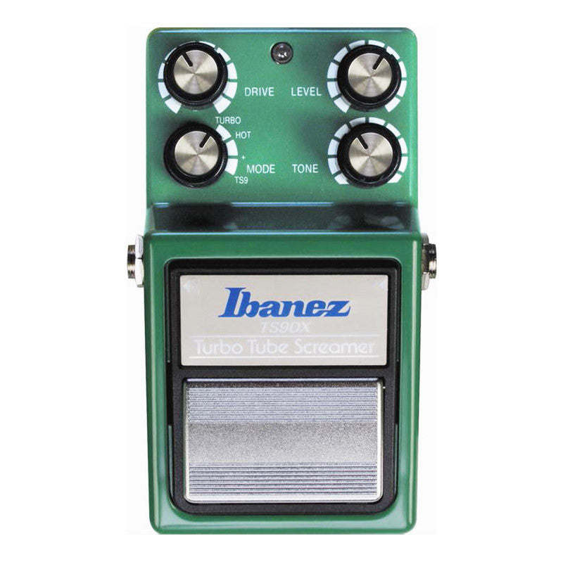 Ibanez TS9DX Tube Screamer Deluxe Guitar Effects