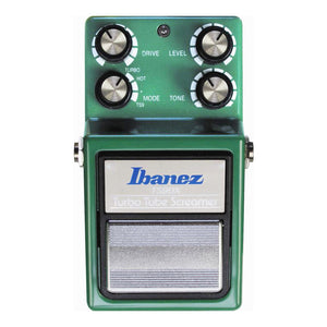 Shop online for Ibanez TS9DX Turbo Tube Screamer Effect Pedal today. Now available for purchase from Midlothian Music of Orland Park, Illinois, USA