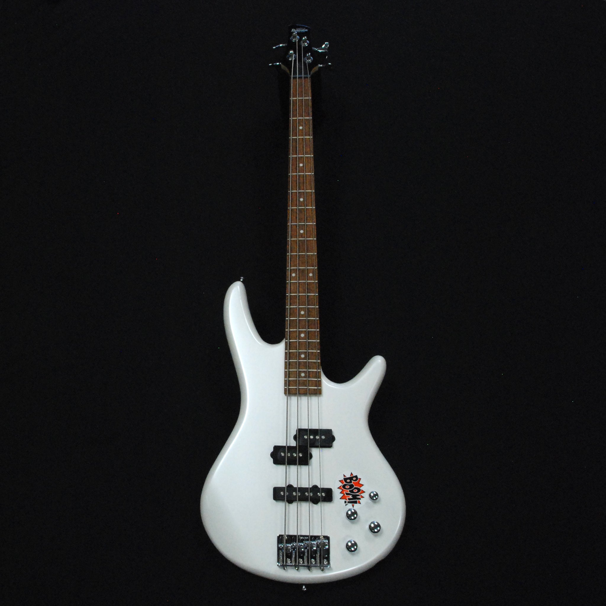 Shop online for Ibanez GSR200PW 4 String Electric Bass Guitar Pearl White today. Now available for purchase from Midlothian Music of Orland Park, Illinois, USA