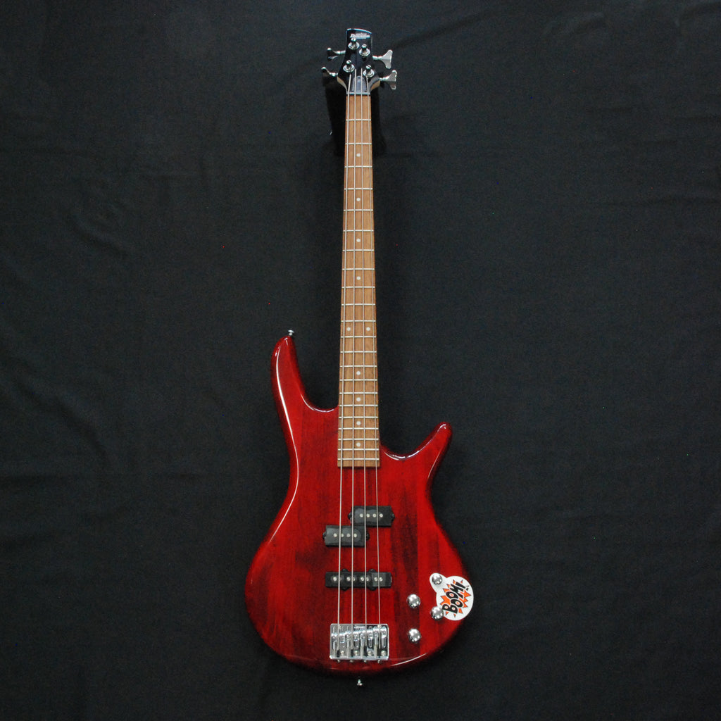 Ibanez GIO GSR200TR Electric Bass Guitar Transparent Red New