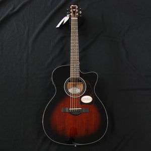 Shop online for Ibanez AC400CEDVS Cutaway Acoustic/Electric Guitar Dark Violin Sunburst today. Now available for purchase from Midlothian Music of Orland Park, Illinois, USA