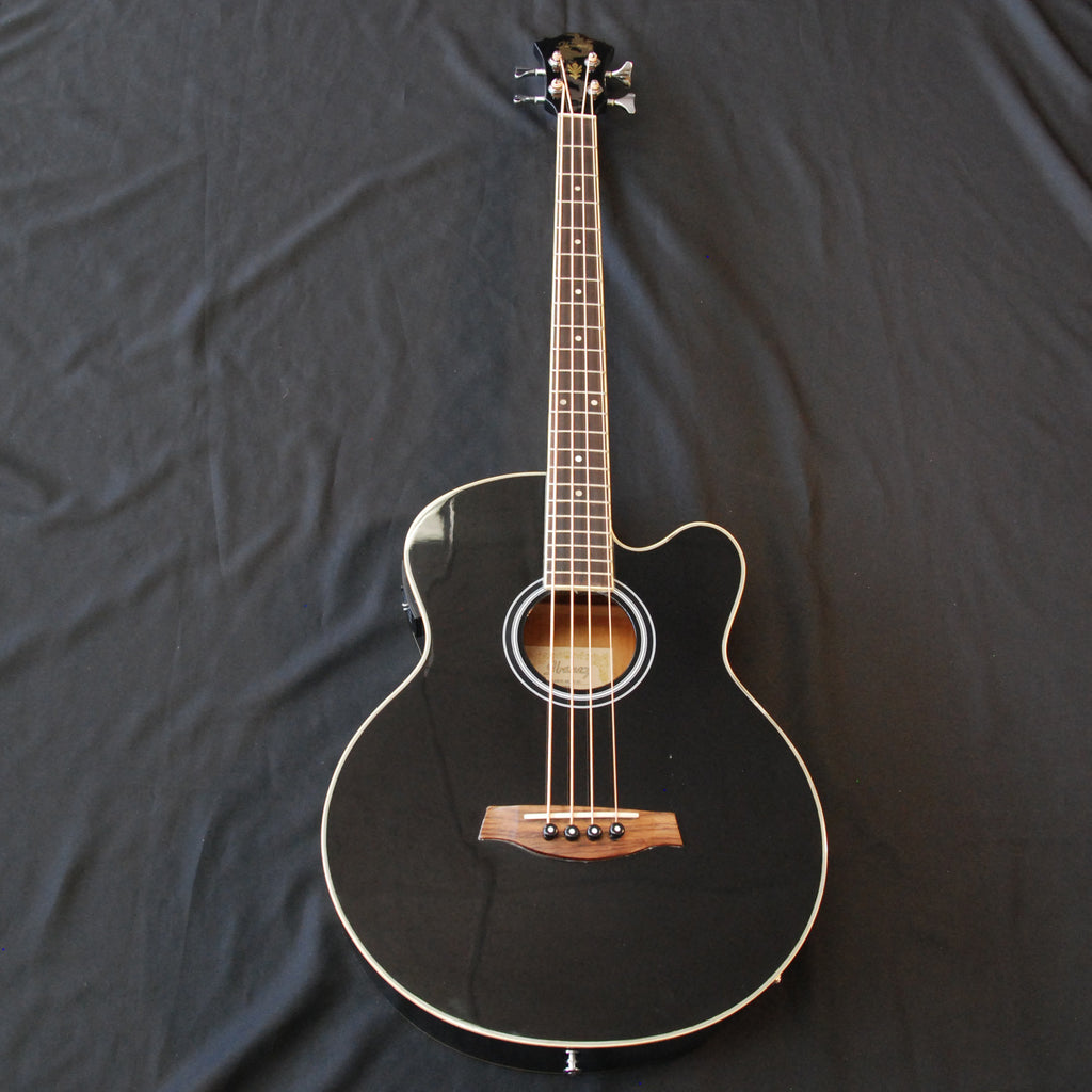 Ibanez AEB5E Acoustic Bass Used 4 String Acoustic Bass
