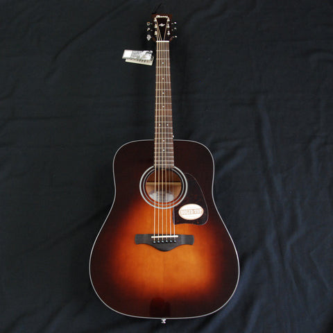 Ibanez AW400BS Acoustic Guitar Artwood Series Brown Sunburst