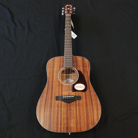 Ibanez AW540PN Solid Top Dreadnaught Acoustic Guitar