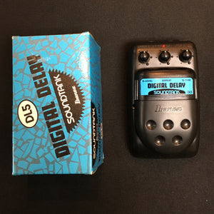 Shop online for Ibanez Soundtank DL5 Digital Delay Effects Pedal NOS today. Now available for purchase from Midlothian Music of Orland Park, Illinois, USA
