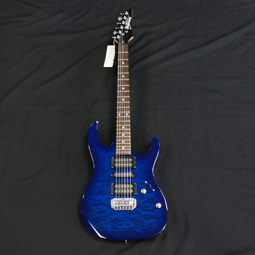 Ibanez GRX70QMTBB Electric Guitar