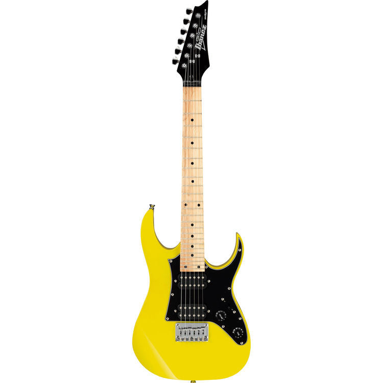 Ibanez GRGM21 MYL Mikro 3/4 Electric Guitar Yellow