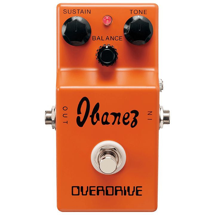 Ibanez OD850 Overdrive Effect Pedal (Reissue)
