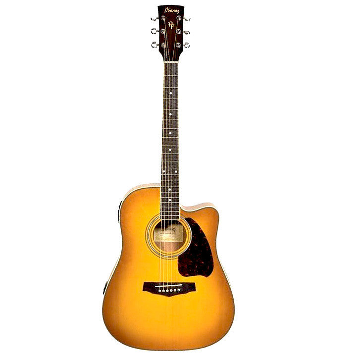 Shop online for Ibanez PF25ECEWCLVS Acoustic Electric Guitar Light Violin Sunburst w/FREE Hardshell Case today. Now available for purchase from Midlothian Music of Orland Park, Illinois, USA