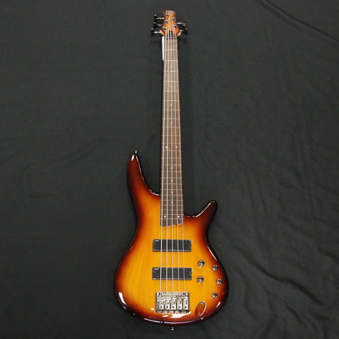 Shop online for Ibanez SR370F Fretless 4 String Bass Brown Burst today.  Now available for purchase from Midlothian Music of Orland Park, Illinois, USA
