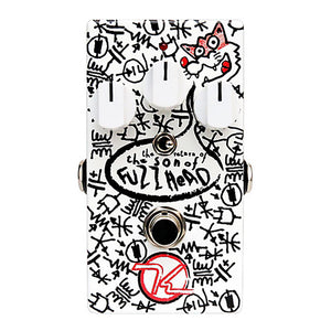 Shop online for Keeley The Son of Fuzz Head Pedal today.  Now available for purchase from Midlothian Music of Orland Park, Illinois, USA