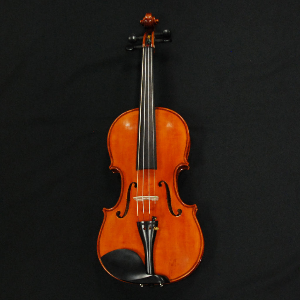 Knilling 130VN44 4/4 violin Outfit Flame Maple/ Spruce