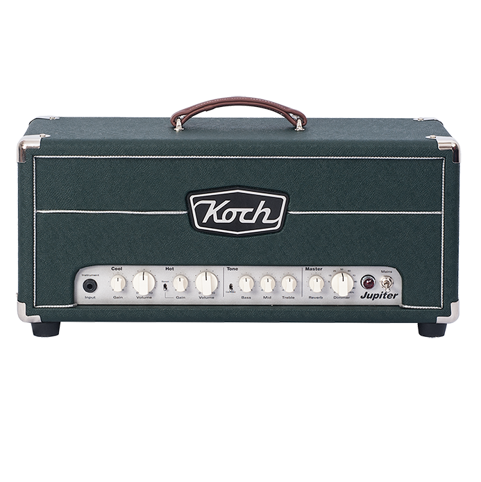 Shop online for Koch J45H Jupiter 45 Watt Head [350101115] today. Now available for purchase from Midlothian Music of Orland Park, Illinois, USA