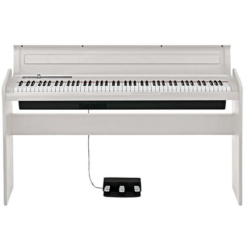 Shop online for Korg LP-180WH 88 Key Lifestyle Digital Piano White today. Now available for purchase from Midlothian Music of Orland Park, Illinois, USA