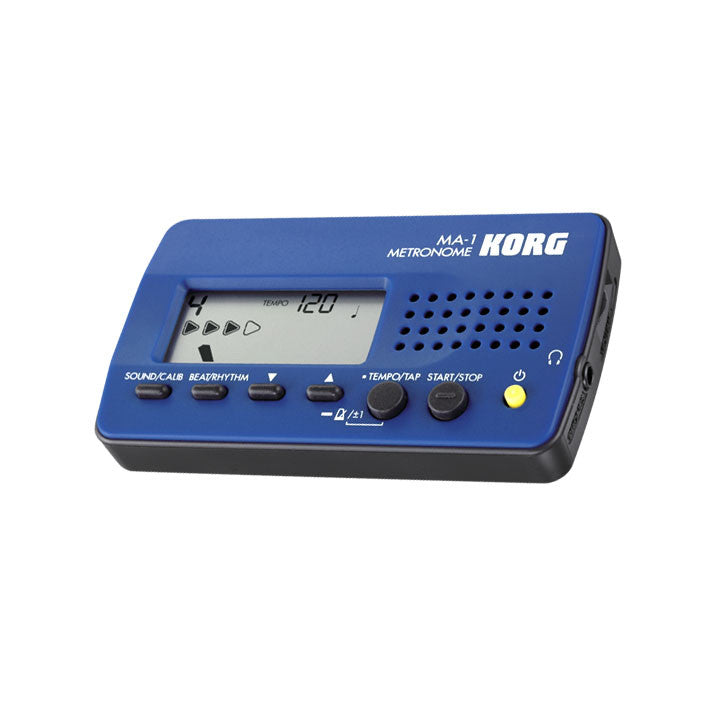 Korg MA1BL Metronome in Blue