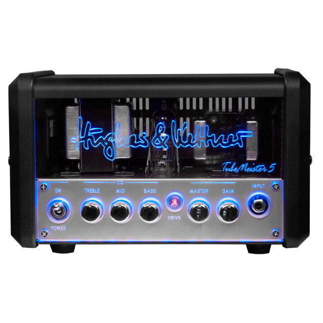 Hughes & Kettner TM5H Tubemeister 5 Watt Single Channel Tube Head