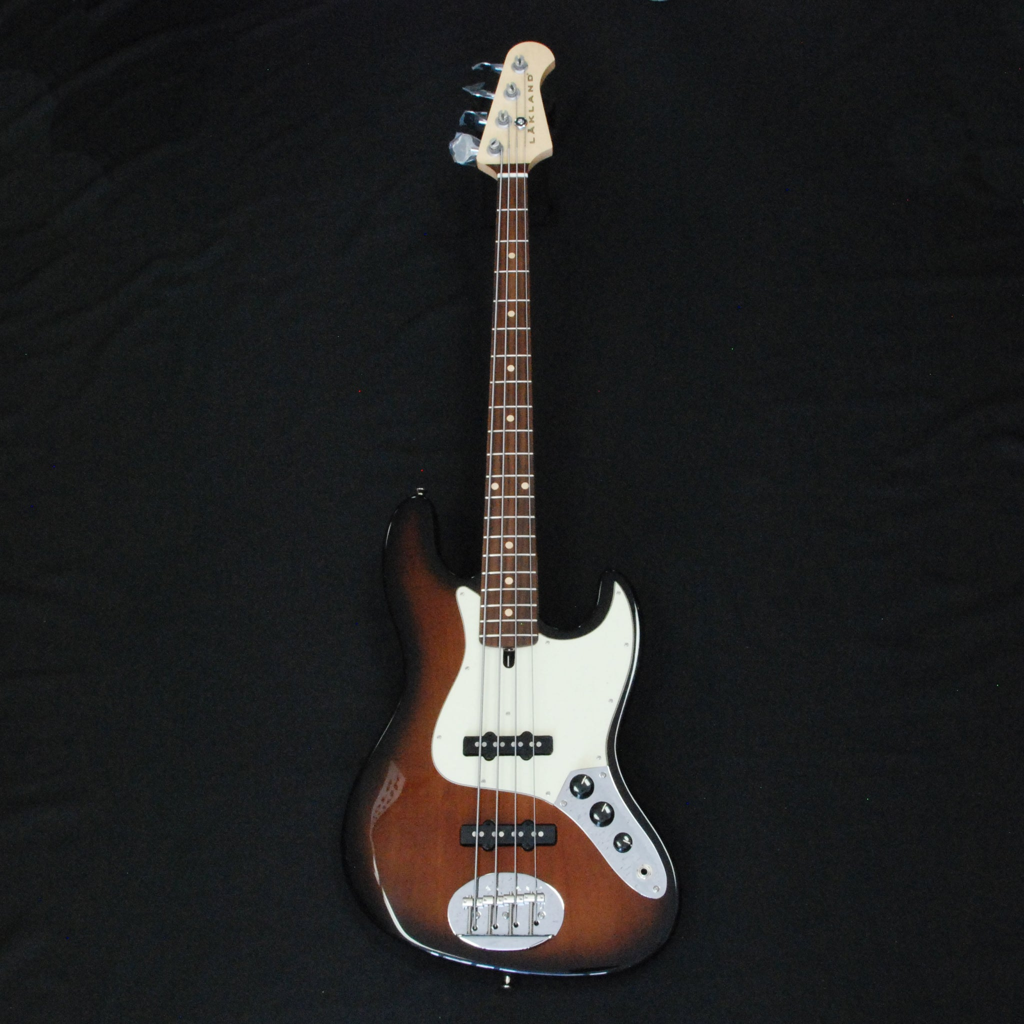Shop online for Lakland USA Classic Series 44-60 Tobacco Sunburst 4 String Electric Jazz Bass Guitar [J40055] today. Now available for purchase from Midlothian Music of Orland Park, Illinois, USA