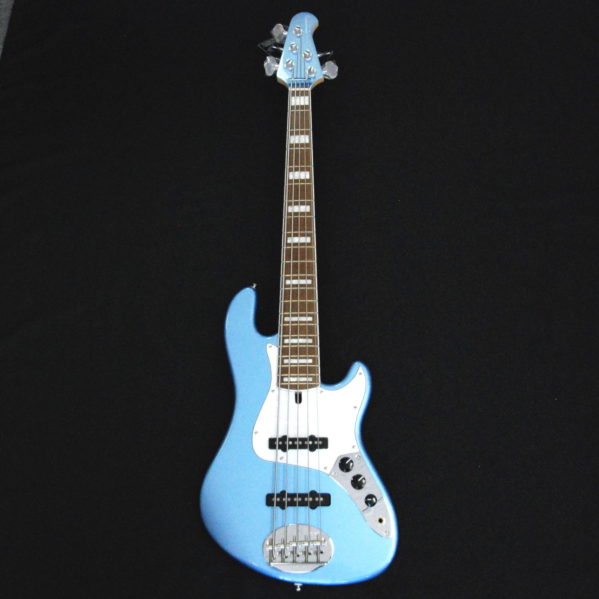 Shop online for Lakland USA Series DJ-4 Darryl Jones Signature Bass Lake Placid Blue 5 String Electric Bass Guitar [150220018] today. Now available for purchase from Midlothian Music of Orland Park, Illinois, USA