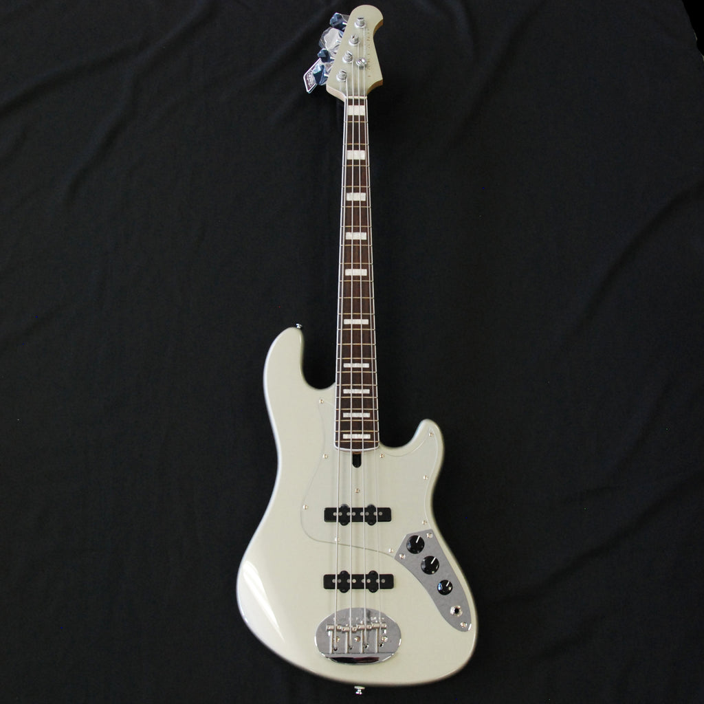 Lakland Skyline Darryl Jones Signature 4 (DJ4) Bass Gray Metallic